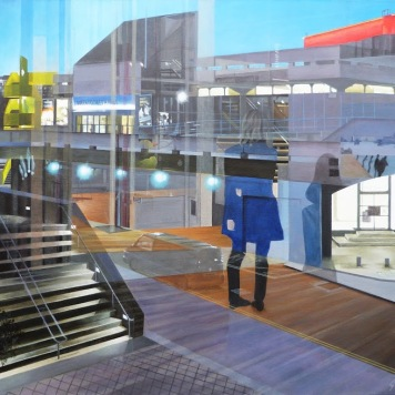 Southbank Centre Painting