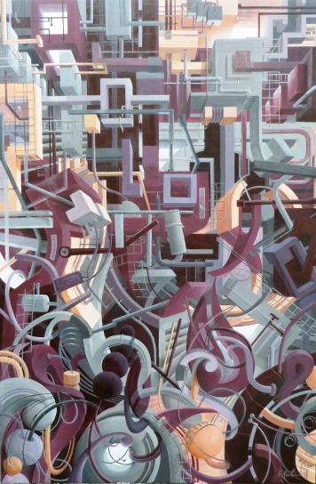 Enravelling Painting